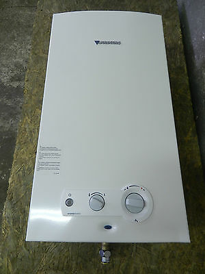 Junkers Hydropower WR 14-2 G23 S7695 Gas-Durchlauferhitzer Boiler Bj.2009