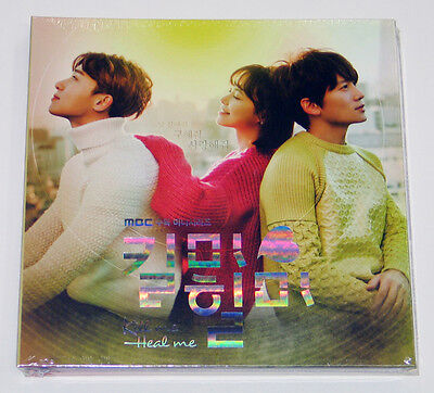 Kill Me, Heal Me OST (MBC Drama) CD+Photo Booklet K-POP JISUNG, Hwang Jung Eum