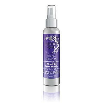 Avon Planet Spa Sleep Serenity Soothing Calming Pillow Mist 100ml