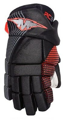 Mission AC:3 Gloves 14'' Black/Red