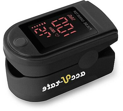 Rated Acc  Rate Series Fingertip Pulse Oximeter Blood Oxygen Saturation Monitor