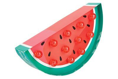NEW Sunnylife Marquee Light - Watermelon - Battery Powered Nightlight Lamp