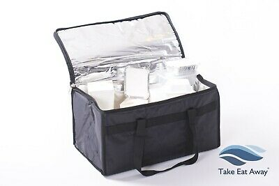 Extra Large Take Away Bag for Chinese Indian Food Delivery Rider Driver Bags T8