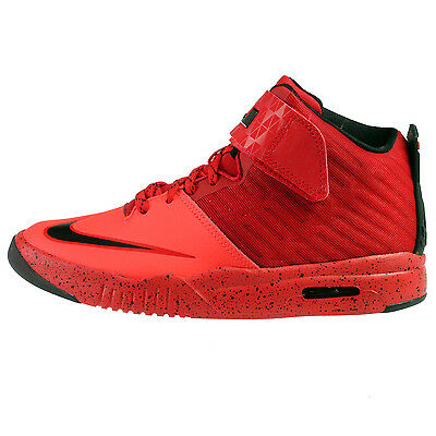 Nike Air Akronite Gs Big Kids 819832-600 Red Lebron Basketball Shoes Size 7 0449c938977c