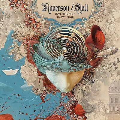 Anderson/stolt - Invention Of Knowledge  2 Vinyl Lp+Cd New+