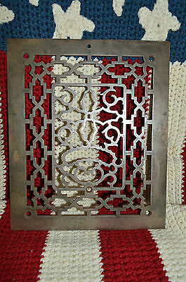 Holley (8X10) Cast Iron Grate