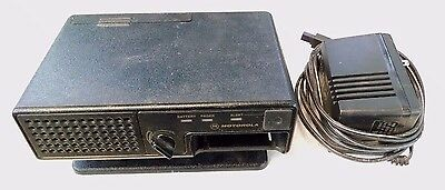 Motorola Minitor III IV 3 4 Fire EMS Police Pager Amplified Base Battery Charger