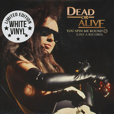 "Dead Or Alive - You Spin Me Round (Like A Record) Wh (7"" - 2016 - US - Original)"
