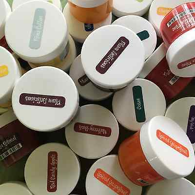 Scentsy Large 2 oz. Party Testers Current & Discontinued  HARD TO FIND SCENT WAX