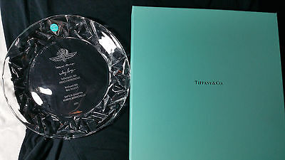 "Indy 500 Tiffany Plate 8"" Rare 2002 Christmas Gift - racing, indianapolis, prix"