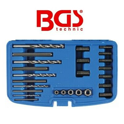 COFFRET EXTRACTEUR DE VIS ET GOUJONS PRO - BGS Technic GERMANY