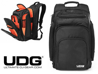 UDG Digi BackPack - Zaino Semi-rigido per Controller DDJ PC Vinili CD Nuovo