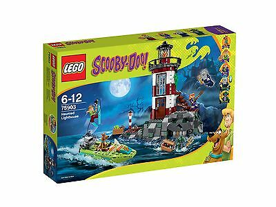 LEGO Scooby-Doo Haunted Lighthouse Toy