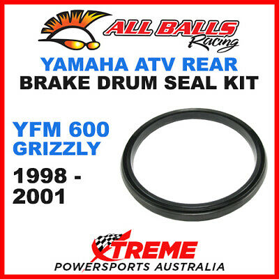 30-19401 Yamaha Yfm 600 Grizzly 1998-2001 Rear Brake Drum Seal Kit