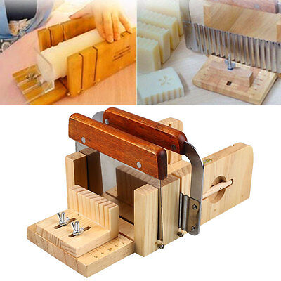 3pcs Professional Adjustable Wood Soap Mold Cutter Slicer Tools Kits Set
