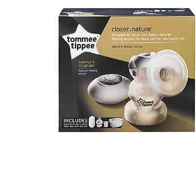 Tommee Tippee 423018 Closer to Nature Electric Breast Pump