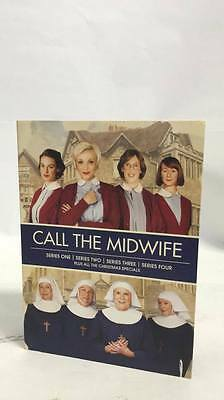 151AX32 Call the Midwife (Series 1-4) - 13-DVD Box Set