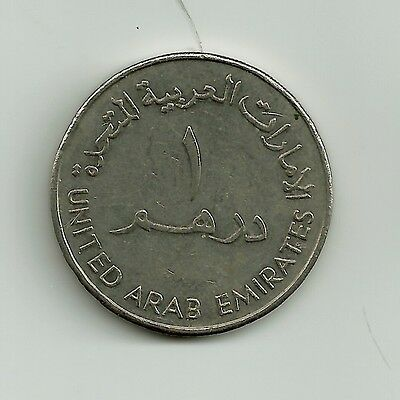 World Coins - United Arab Emirates 1 Dirham 1988 Coin KM# 6.1