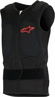Alpinestars Mens Track Vest 2 Sleeveless Protection