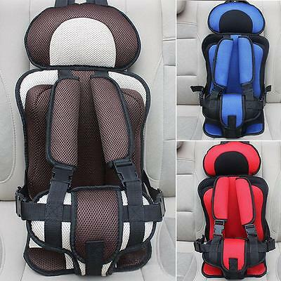 Perfect Portable Safety Baby Car Seat Toddler Infant Convertible Booster Chair