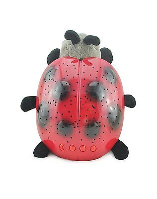 Cloud b Twilight Plush Nightlight (Ladybug)