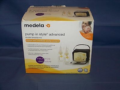 Medela Pump In Style Advanced Double Breast Pump In Original Box