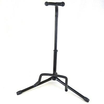 Universal Telescopic Guitar Stand Acoustic Bass Electric Tripod Floor Stand