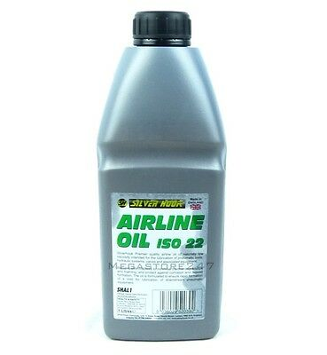 Silverhook - Airline Oil Iso 22 - Corrosion & Formation Protection - 1 Litre
