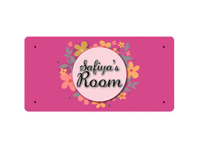 WP_ROOM_1903 Safiya's Room - Metal Wall Plate