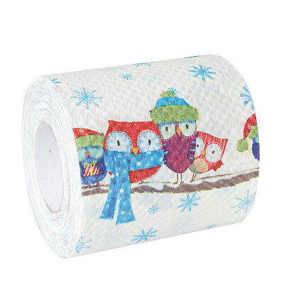 N J Products Limited Christmas Designer Toilet Paper Such A Cold