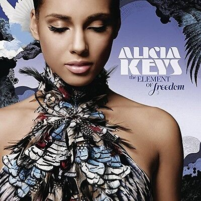Cd The Element Of Freedom Keys, Alicia
