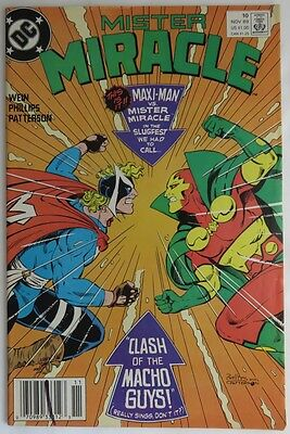 1989 Mr. Miracle #10   -  F                          (Inv11438)
