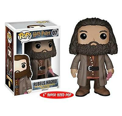 "NEW POP Movies: Harry Potter - Rubeus Hagrid 6 "" Action Figure By Funko"