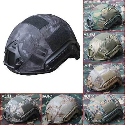 Tactical Military Airsoft Paintball Climbing Protective FAST Helmet Riding New