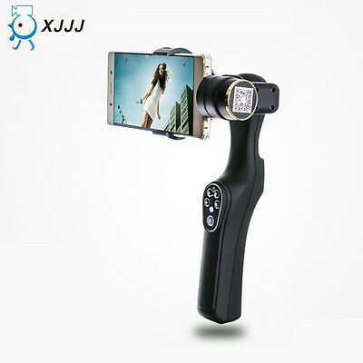 JJ-1 2 Axis Brushless Handheld Gimbal Stabilizzatore per Smartphone Iphone 6S