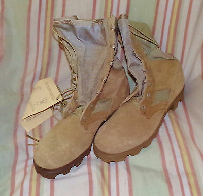 Altama 5200 Hot Weather Military Combat Desert Boots Vibram Soles ...