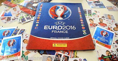 Euro 2016 Stickers - SWAPS ONLY - UPDATED 05/10/16
