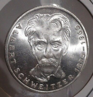 1975-G Germany Mark 5. Nice Higher Grade Collector Coin For Collection Or Set.
