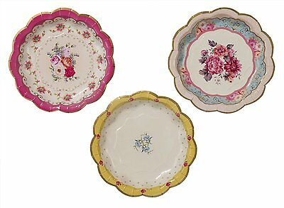 Talking Tables Truly Scrumptious Dessert/Cake Tea Party Plates