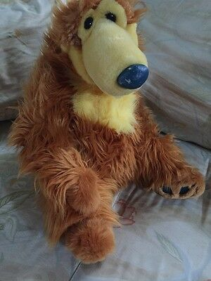 """Authentic DISNEY STORE Exclusive ~ BEAR IN THE BIG BLUE HOUSE ~ 15"""" Plush Toy"""