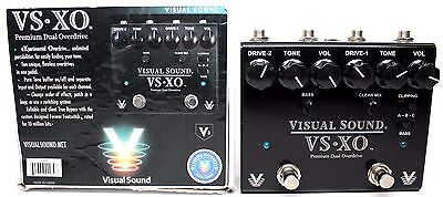 used Visual Sound VS-XO, near Mint condition with Box