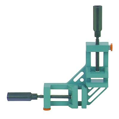 Wood Working Miter Frame Corner Clamp Vise with Quick Release, Picture Gluing