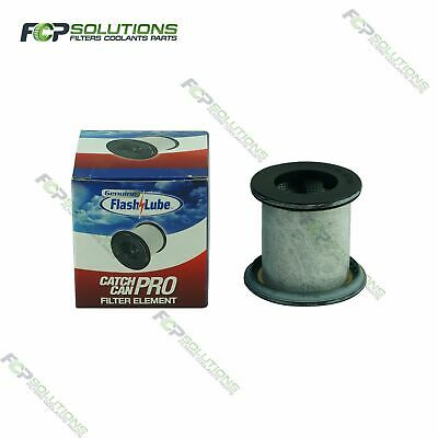 Flashlube Catch Can Pro Replacement Filter Element - Genuine Made in Germany