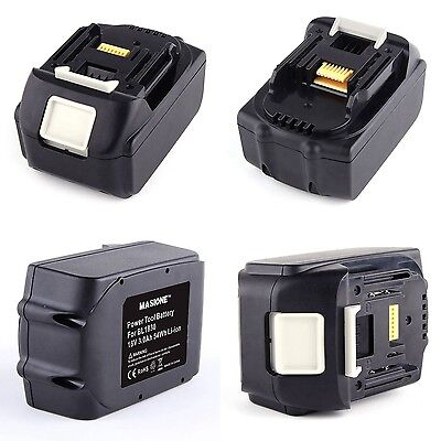 18v 3.0Ah Li-ion Rechargeable Replacement Battery for Makita 194205-3 LXT-400