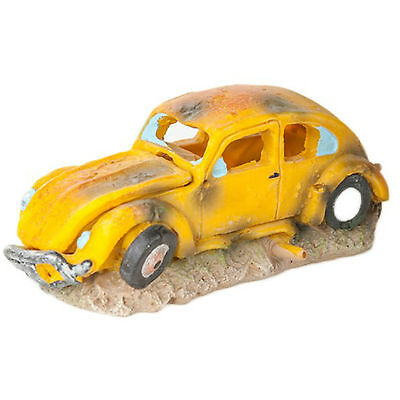 Aquarium Ornament Air Action Beetle Car