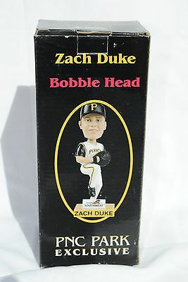 Zach Duke, Pittsburgh Pirates, 2006 Limited Edition SGA Bobble Head