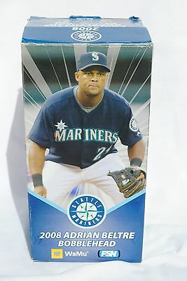 Adrian Beltre, Seattle Mariners 2008 Limited Edition SGA Bobble Head