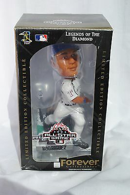 Alex Rodriguez, Texas Rangers, 2003 All Star Game Limited Edition Bobble Head