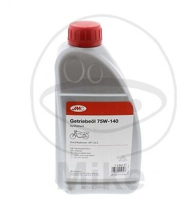 ACEITE TRANSMISION CAJA CAMBIOS SINTETICO 75W140 Transmission Oil Synthetic 1L