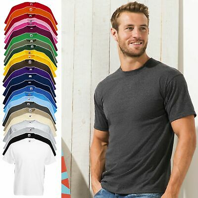 3er Pack T-Shirts FRUIT OF THE LOOM, 27 Farben * Valueweight Tee 61-036-0 * NEU